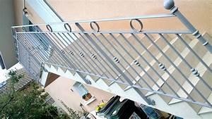 Escalier Exterieur Metal : rampes d 39 escalier int rieur et ext rieur lyon mions portail ~ Voncanada.com Idées de Décoration