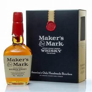 Coffret Verre Whisky : whisky us maker 39 s mark bourbon 45 coffret verre foie gras sarlat ~ Teatrodelosmanantiales.com Idées de Décoration