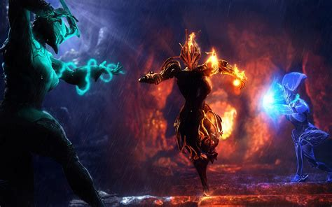 fantasy art artwork warframe banshee warframe ember