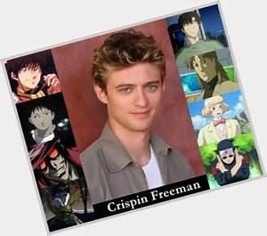 Crispin Freeman's Birthday Celebration | HappyBday.to