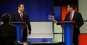 Ted Cruz's Negative Ads Go After Marco Rubio, Rather Than ...