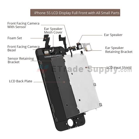 original iphone lcd screen apple iphone 5s lcd screen assembly etrade supply