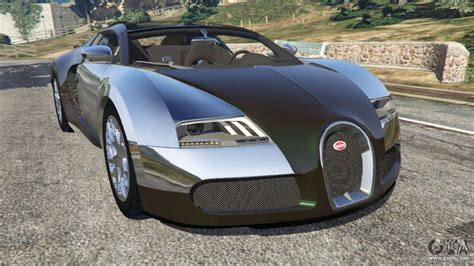 Bugatti Gta V by Bugatti Veyron Grand Sport V3 0 For Gta 5