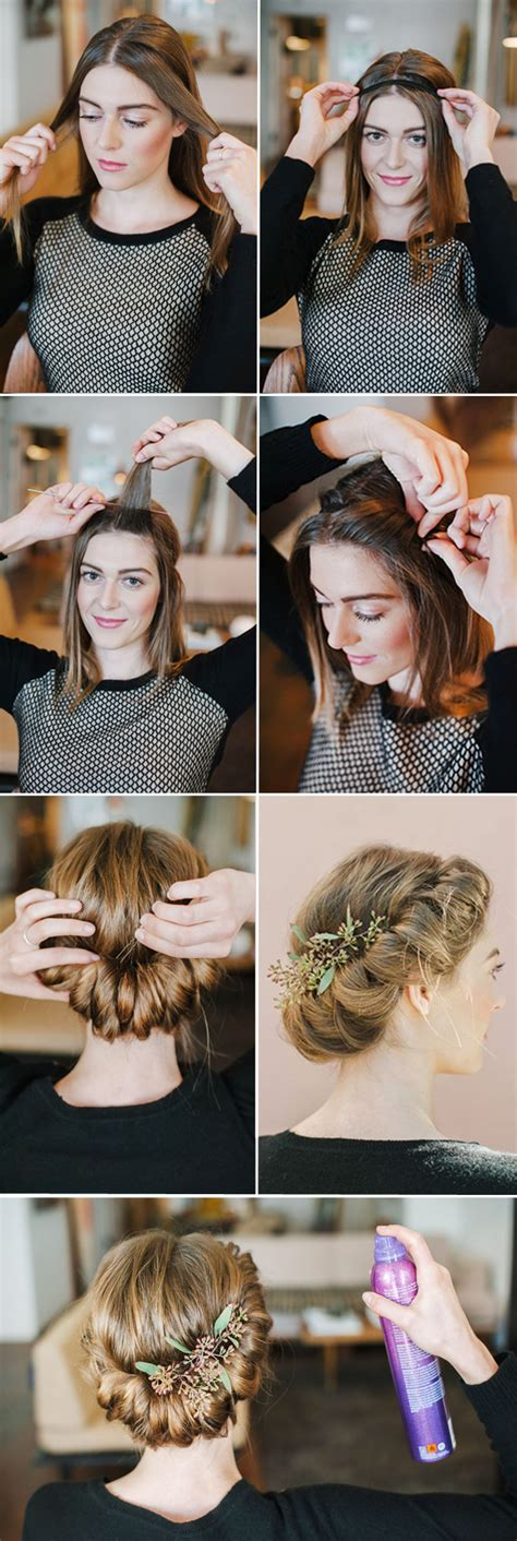 10 best diy wedding hairstyles with tutorials tulle chantilly wedding