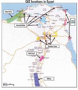 Qualifying Industrial Zones - AmCham Egypt Inc