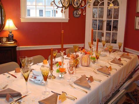 Thanksgiving Decorations Australia - d 233 coration de table en images pour plus d inspiration