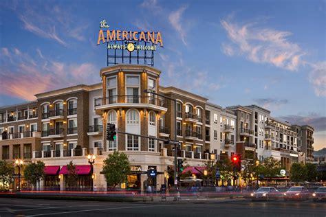 The Americana At Brand - Caruso