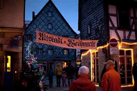 fuerther altstadt weihnacht  faszination fuerth