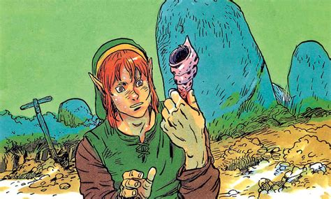 The Beautiful Zelda Artwork Of Katsuya Terada Page 4 Of