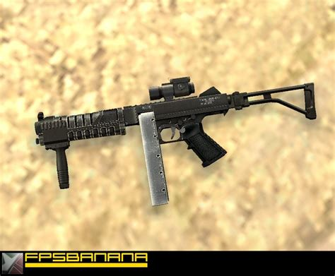 tactical thompson  ump counter strike source skin mods