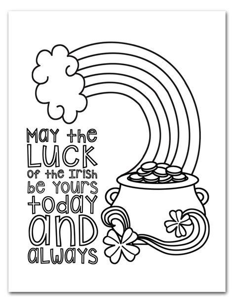 st patricks day coloring sheets i should be mopping the floor free printable st