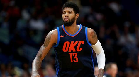 Paul George Returns To Thunder On 4-year, 7 Million