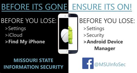 find my iphone android preventing loss of your iphone or android
