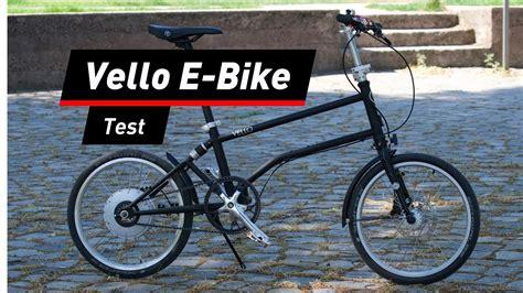 e bike mit rekuperation vello bike plus edles eklapprad mit rekuperation im test