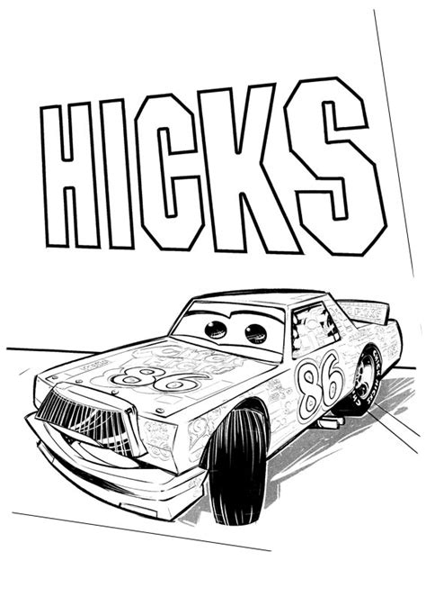 cars  coloring pages    print