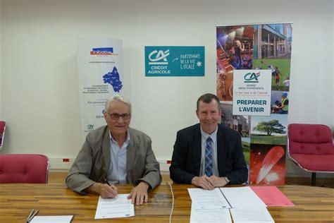 credit agricole aveyron initiative aveyron et cr 233 dit agricole un partenariat fid 232 le