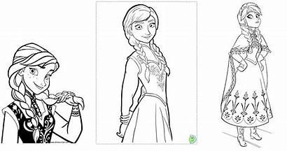 Colorir Frozen Desenhos Anna Imprimir Elsa Olaf