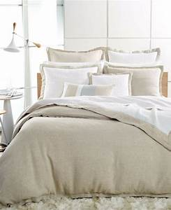 Hotel, Collection, Bedding, 100, Linen, Natural, Full, Queen
