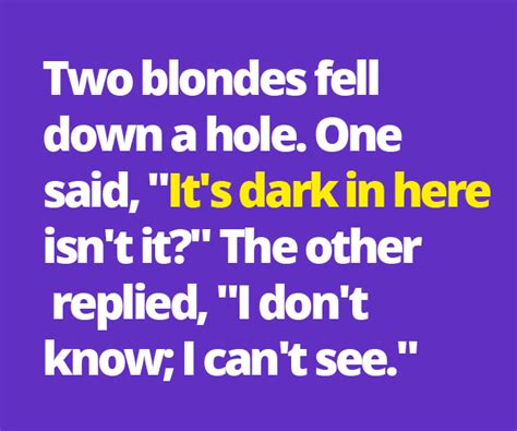 funny quotes dumb blondes