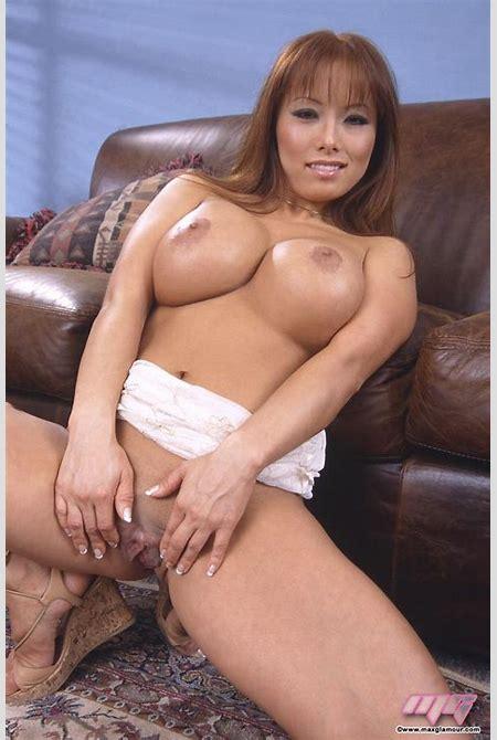 Fujiko Kano The Hot Japenese Porn Star Milf Spreads Her Legs Wide Open