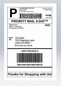 how to ship a domestic package With how to print postage labels