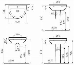 Kleine Waschmaschine Maße : vitra s50 waschtisch 60 cm art 5302l003 0016 megabad ~ Markanthonyermac.com Haus und Dekorationen