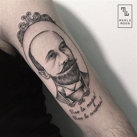 george melies tattoo george melies tattoo tattoo pinterest tattoos