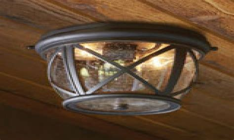 15 Best Collection Of Outdoor Ceiling Lights With Motion