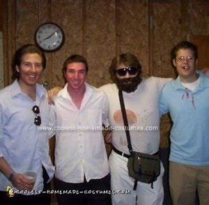 Coolest Homemade The Hangover Costumes