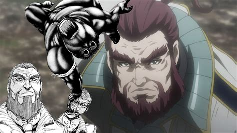 Terra Formars Episode 3 Manga Comparison Review テラフォーマーズ