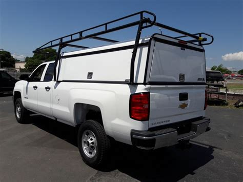 truck topper rack kargomaster truck cap ladder rack new truck