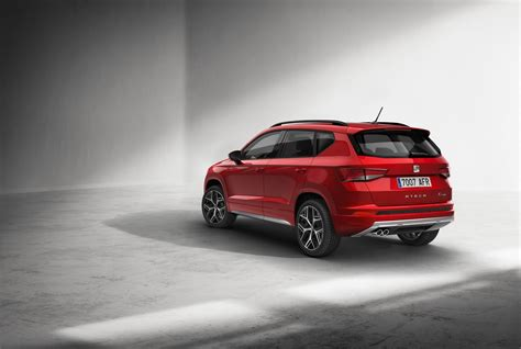seat ateca new seat ateca fr starts at 24 960 first uk deliveries
