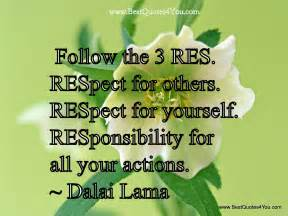 Famous Quotes About Respect for Others