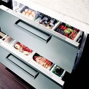 Refrigerateur Sous Plan De Travail : rangement le plein de tiroirs c t maison ~ Farleysfitness.com Idées de Décoration