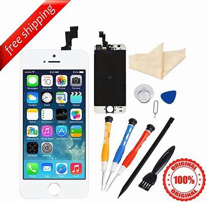 Martview Iphone Replacement Screen Lcd Touch Digitizer