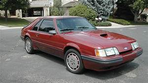 1985 Ford Mustang SVO Hatchback for sale near Arvada, Colorado 80003 - Classics on Autotrader