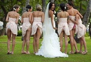"""On This New Wedding """"Trend"""" of Brides and Their"""