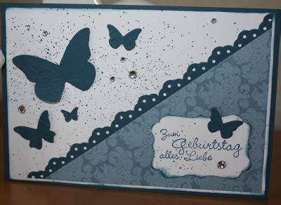 derstempelvogel blaue geburtstagskarten
