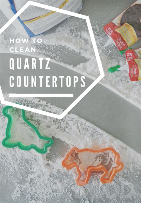 what to clean quartz countertops with how to clean quartz countertops