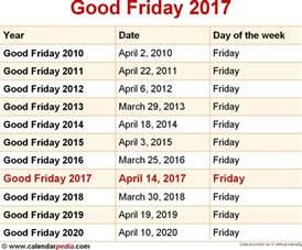 When is <b>Good Friday 2017</b> & 2018? Dates of <b>Good</b> <b>Friday</b>