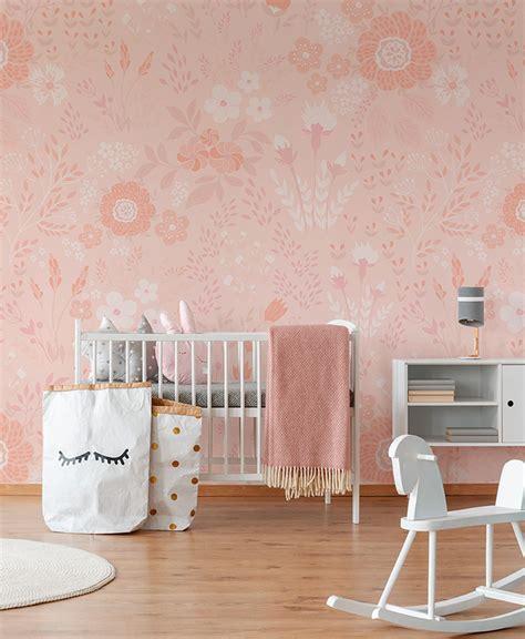 villeneuve baby interior design wallpaper