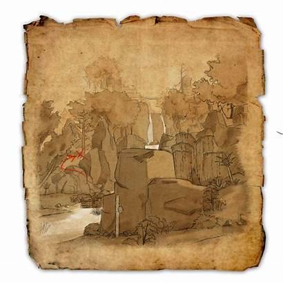 Treasure Map Murkmire Scrolls Elder Ii Eso