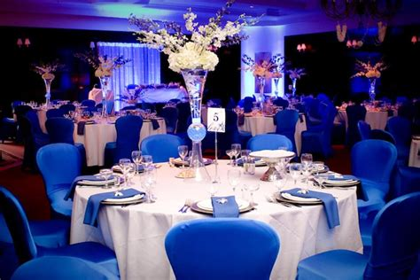 Royal Blue Wedding Caprice Design Wedding Ideas Blue
