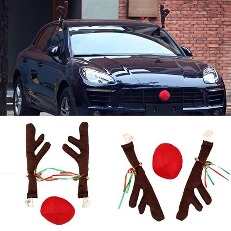 popular christmas decorations car buy cheap christmas