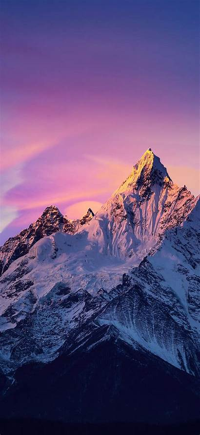 Wallpapers Redmi Note Iphone Mountains Nature Apple