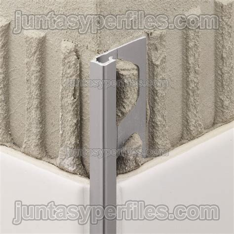 cantoneras de aluminio anodizado  esquineros