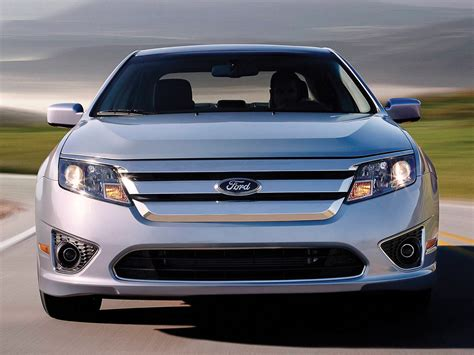 Ford Fusion Horsepower by How Much Horsepower Does A 2010 Ford Fusion