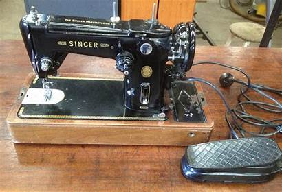 Sewing Machine Singer Melbourne Halsey Antique