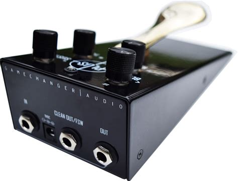 gamechanger audio  pedal piano style sustain