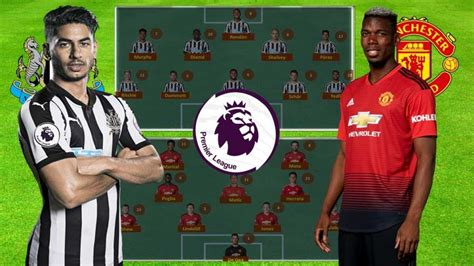 Manchester United Predicted Lineup vs Newcastle United ...